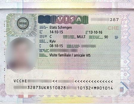 Оформление Шенгенской мультивизы в Посольстве Швейцарии